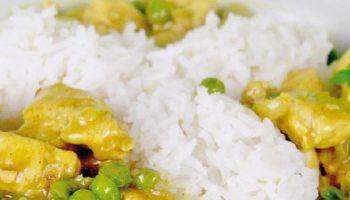 Vega Groente Curry